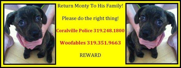 Bring Monty Home