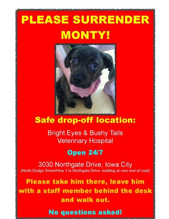 Give Monty Back!
